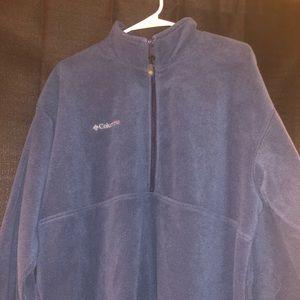 Columbia fleece jacket Xl